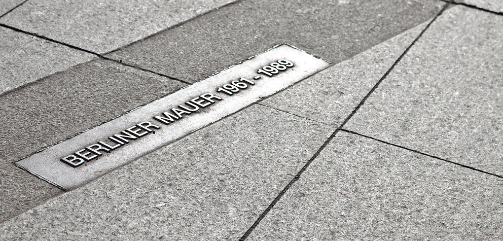 Gedenkstatte Berliner Mauer Canzler