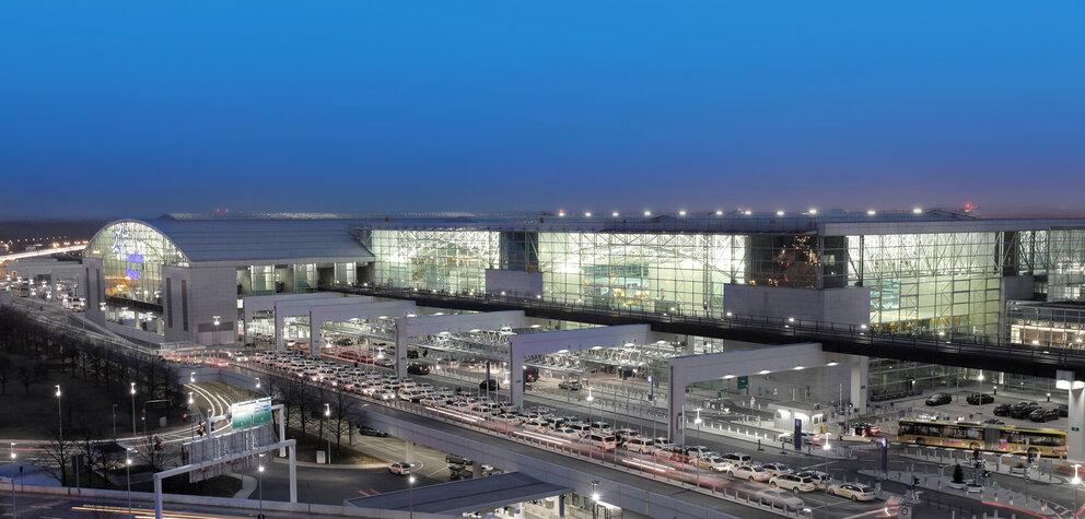 Frankfurt Main Flughafen Terminal 2